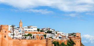 Rabat, capital de Marruecos.
