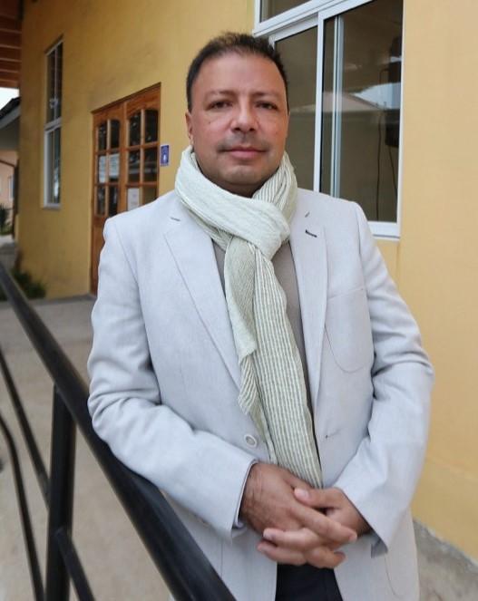 Freddy Ramírez, alcalde de Concón