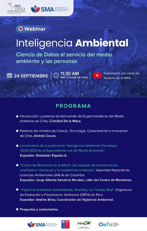 Inteligencia ambiental: ciencias de datos al servicio del medio ambiente y las personas